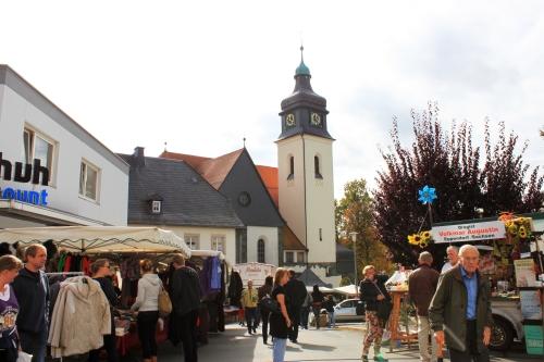 Kirchweihfest Bad Steben 010