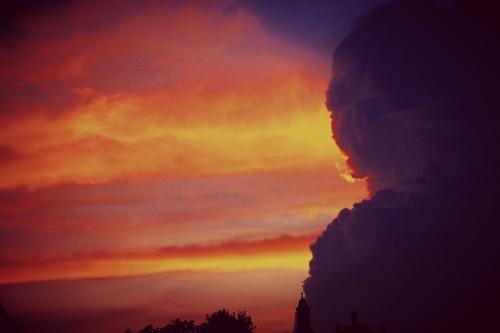 Gewitterwolken 004