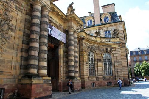 128 Strasbourg Chateau Rohan