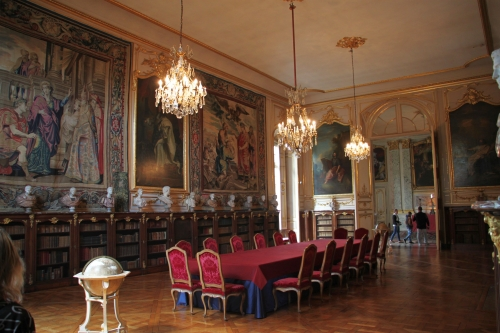 135 Strasbourg Chateau Rohan