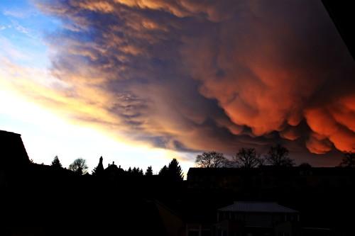 Gewitterwolken 001